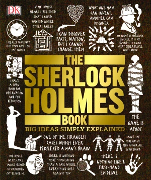 DK The Sherlock Holmes Book: Big Ideas Simply Explained
