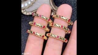 Kjjeaxcmy, изящные ювелирные изделия, натуральный рубин, женское кольцо с новым драгоценным камнем, красивое кольцо