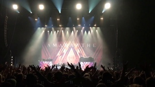 AMARANTHE tour diary by Metal Hammer - Day 5 with Johan Andreassen! Part 4