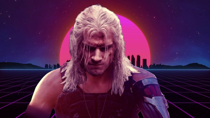 The Witcher Soundtrack Toss A Coin To Your Witcher Synthwave Remix