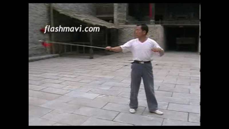 Learn the Most Basic Wushu Ropedart Shot - Straight Shot