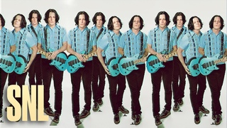 Jack White: Ball and Biscuit/Don't Hurt Yourself/Jesus Is Coming Soon (Live) - SNL