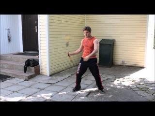 Freechaku Champ 2013 single, Pavel Grishin