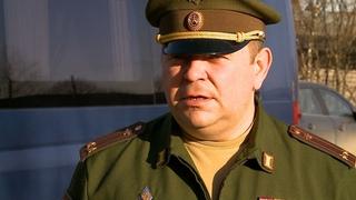 В Череповце прошла первая отправка этого года в армию