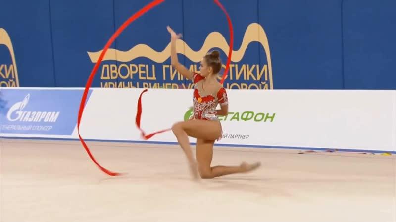 Дина Аверина лента II онлайн турнир 2020 Россия Москва