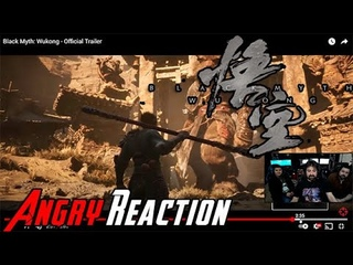 Black Myth: Wukong [Year of Ox] - Angry Trailer Reaction!