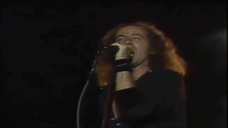 Scorpions Blackout Live In Oakland Coliseum Stadium USA 1985