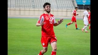 Дебютный гол Ислома Зоирова за национальную сборную Таджикистана