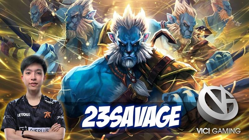 VG 23savage Phantom Lancer Dota 2 Pro Gameplay Watch Learn