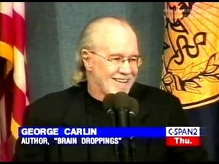 Джордж Карлин - Помёт мозга [1999] Озвучка Rumble