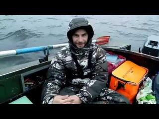 три дня в поисках судачка на Десногорском водохранилище