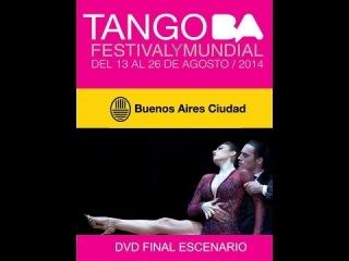 Campeones Tango Escenario 2014: Juan Malizia y Manuela Rossi