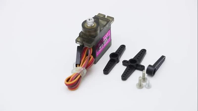 5102050100 шт.партия SG90 9 г Micro Servo мотор для робота