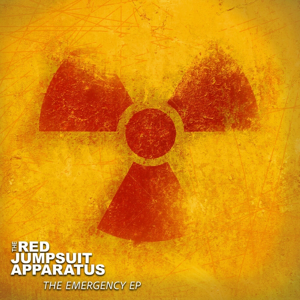 The Red Jumpsuit Apparatus - The Emergency (EP)