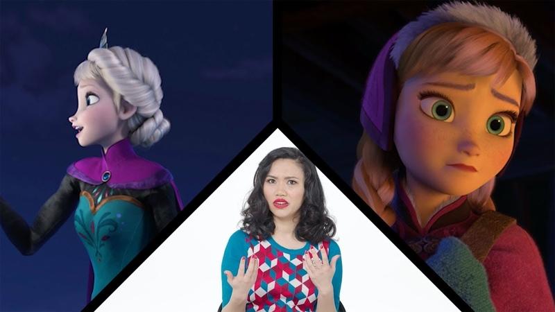 Холодное сердце эксперт рассказывает правильно ли одеты герои знаменитого мультфильма