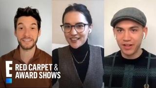 """Shadow and Bone"": Meet Ben Barnes, Jessie Mei Li & Archie Renaux | E! Red Carpet & Award Shows"