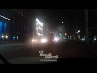 Загадочная логика работы коммунальных служб  Ростов-на-Дону Главный