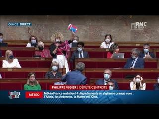 Pass sanitaire : à l'Assemblée, les députés divisés sur l'application du dispositif