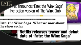 Fate: The Winx Saga - Where is the Winx song Netflix ?!