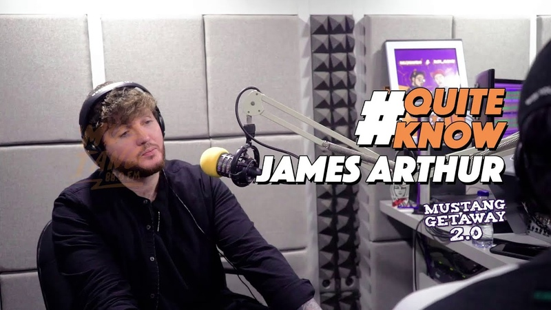 JAMES ARTHUR FANS GAME OF THRONES ! MustangGetaway