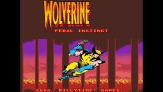 Ivan4ik - Wolverine: Feral Instinct (v3.0)(SMW1 hack )(SNES Emulator)