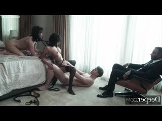 Janice Griffith Liv Wild посвящение  [BDSM, porno, Sex, kinky, hardcore, rough, бдсм, секс, порно, жестко]