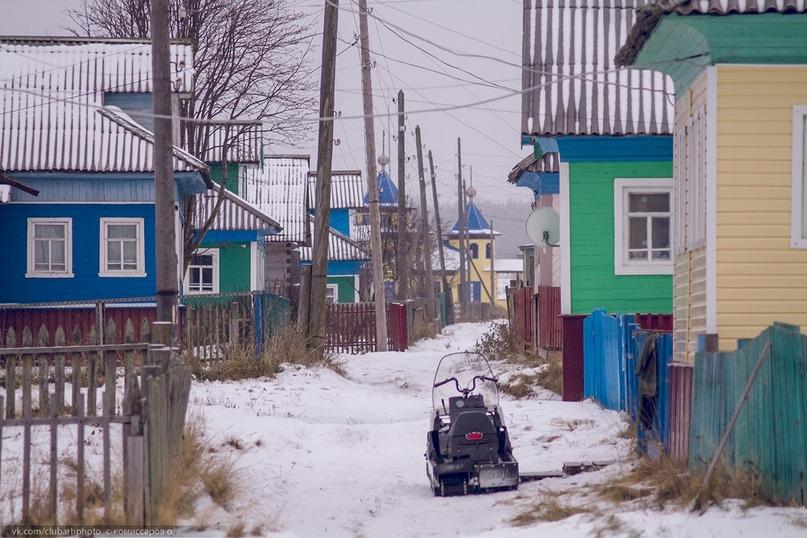 Лопшеньга. Фото Олега Комиссарова