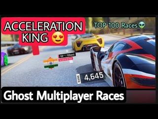 Asphalt 9 | Touch & Hybrid Drive | Aspark Owl | ACCELERATION KING | Ghost Slipstream Multiplayer
