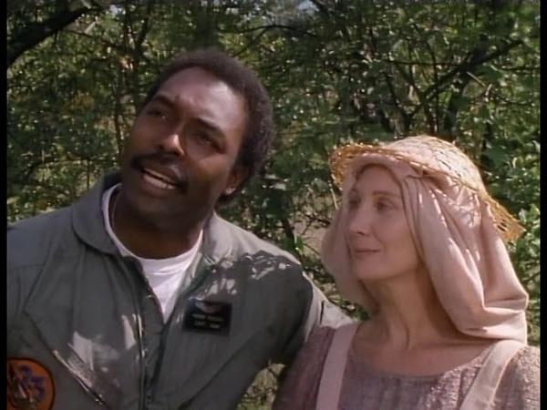Сумеречная зона сериал 1985 1989 Стена 3 сезон 21 серия
