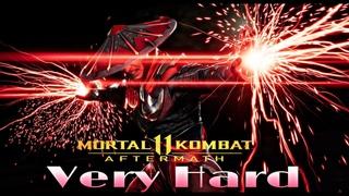 Mortal kombat 11 - raiden - klassic tower on very hard (no matches/rounds lost)