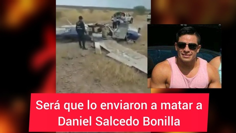 Video de accidente de Avioneta de Daniel Salcedo será intento de Asesinato