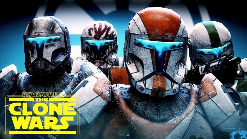 Отряд Дельта Republic Commando Звездные Войны Войны Клонов