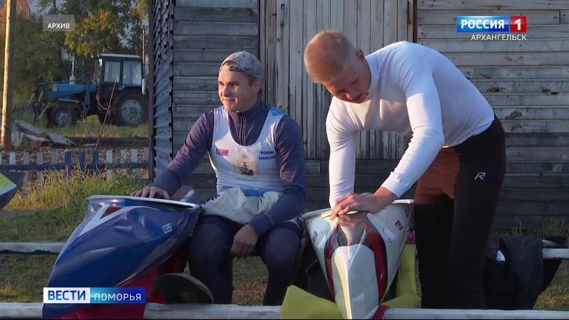 Семён Ситников завоевал золотую медаль на первенстве страны по гребле на байдарках и каноэ