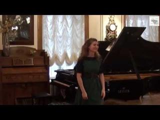 К. Сен Санс — Ф. Лист — В. Горовиц «Пляска смерти» — Алиса Стекольщикова фортепиано