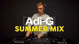 Summer EDM 2020 Live DJ Set with Songs by SOMMA, Nora En Pure, DAZZ, Madism, Funkin Matt... by Adi-G