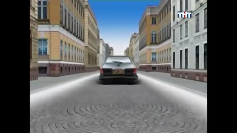 Заставка Такси-Питер (ТНТ, 18.10.2008)