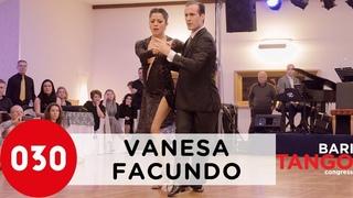 Vanesa Villalba and Facundo Pinero – Milonga del trovador #VanesayFacundo