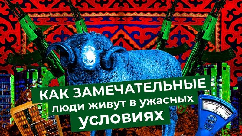 Бишкек бараны на дорогах лечение собачьим жиром и атмосфера 90 х в Кыргызстане