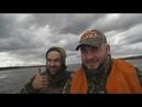 весенняя охота часть2 в ожидании гуся