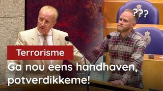 """Mr. Hiddema over AANSLAGEN: """"Niet aanpakken radicalisering is kwestie van onwil!"""" - YouTube"""