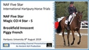 International Hartpury Horse Trials CCI 4*S Piggy French and Brookfield Inocent