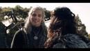 Геральт и Йеннифер The Witcher Netflix