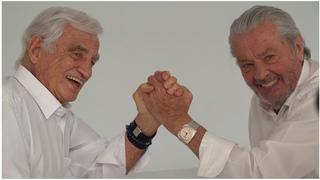 Delon Belmondo  Paris Match 70 anniversaire 29 05 2019