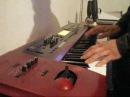 KORG KARMA FUNKY DEMO (elec piano, synths, piano, organ, choir, elec guitar and clav)